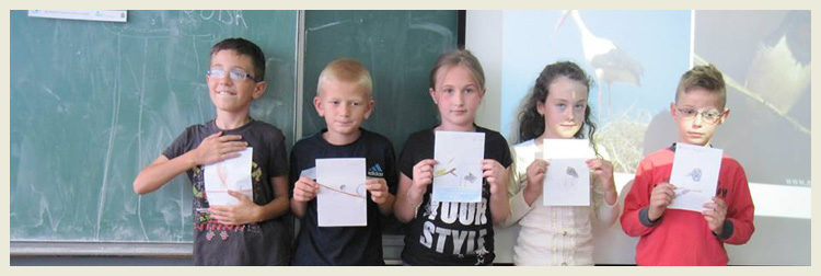 "Spring Alive workshop in ""15. april"" Doboj-Kakanj Elementary School"